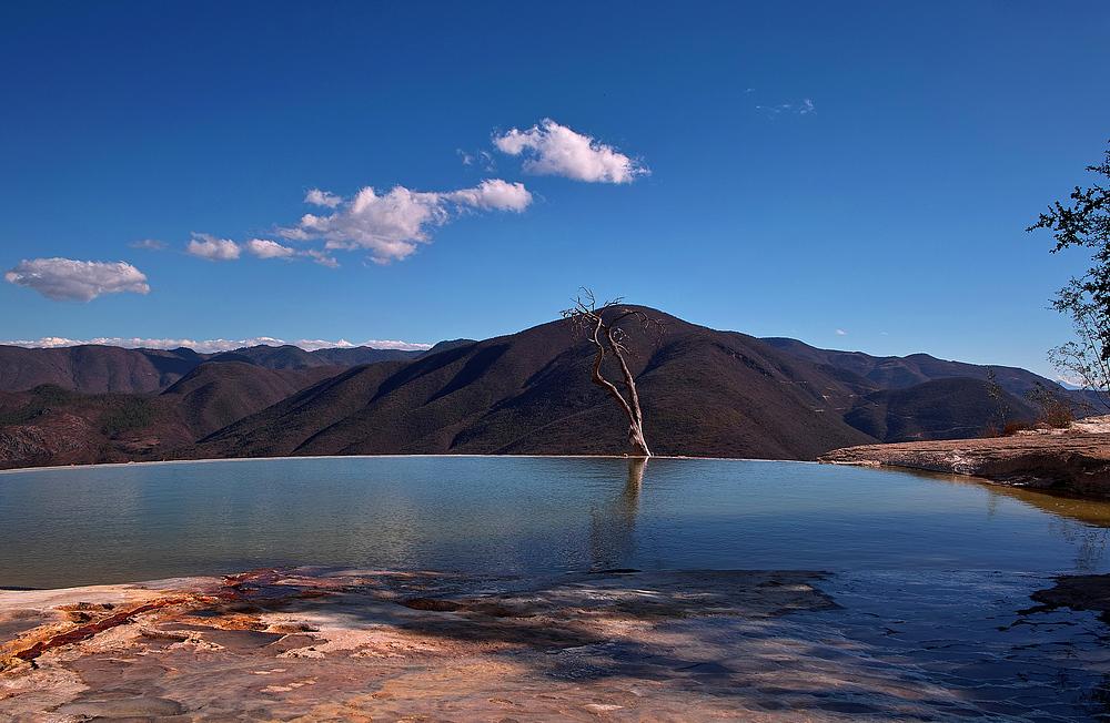 Hierve el Aqua - Mexiko