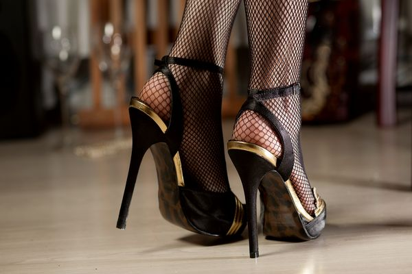 HIGH HEELS..ready to Party