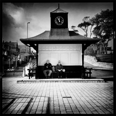 High noon @ swanage