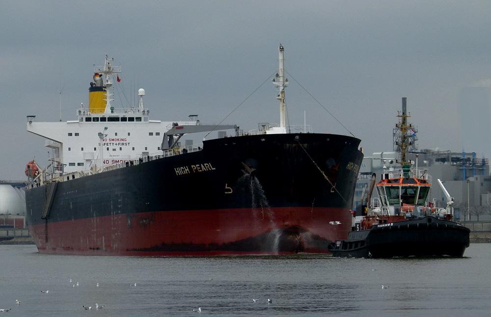 High Pearl   -   Öl-Produkt-Tanker