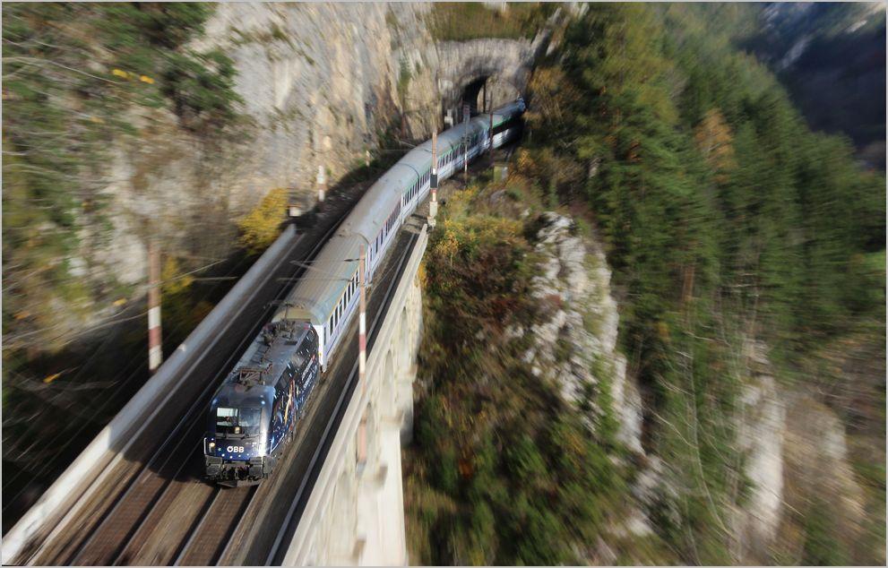 high speed auf der Klause