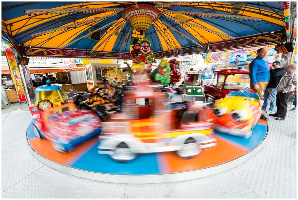 High-Speed Karussel
