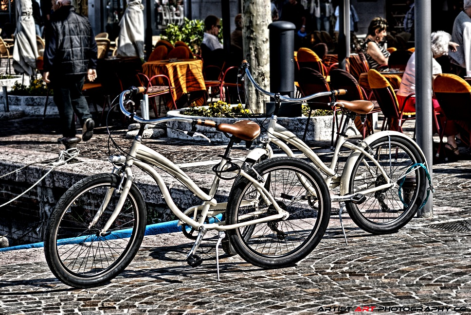 High-Tec Bike :-)