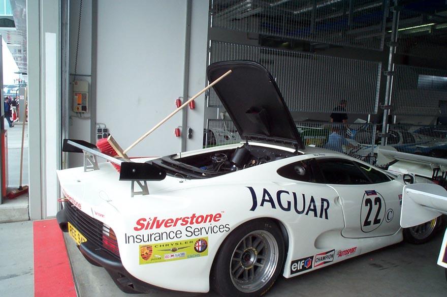High Tech von Jaguar