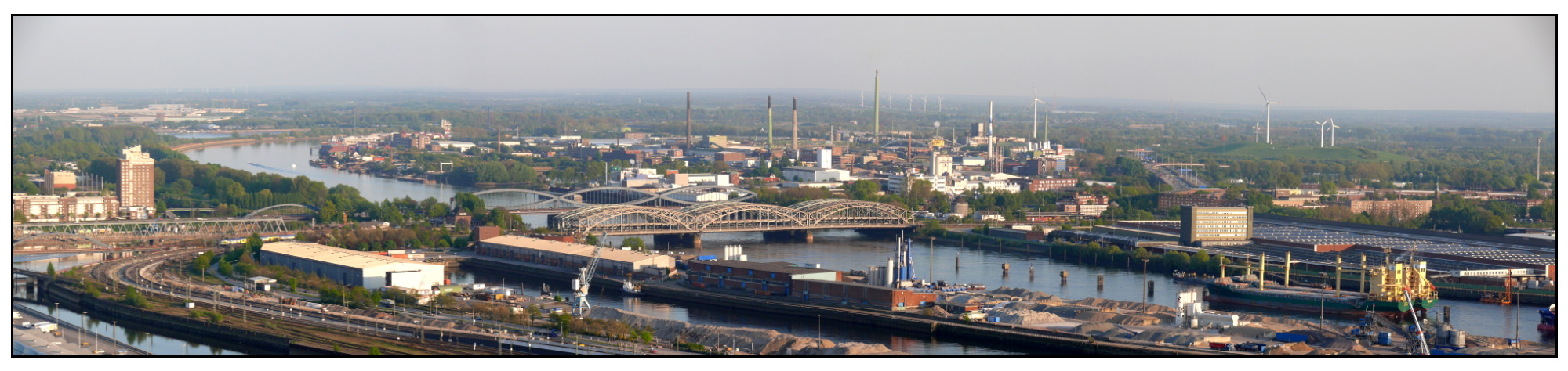 Highflyer Hamburg - Elbbrücken