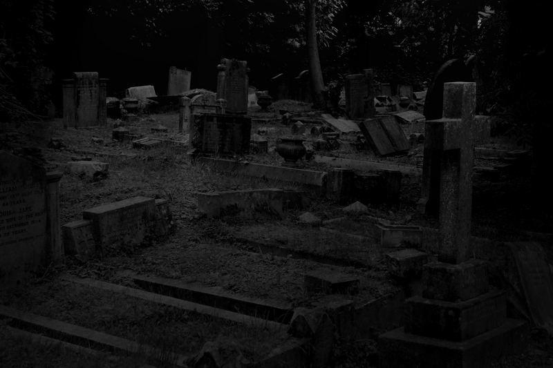 Highgate Cemetery London 1