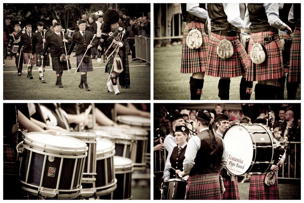 Highland Gathering Peine 2012