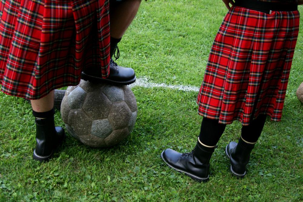 Highlander Fußball