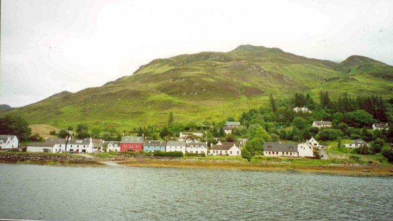Highlands of Scottland