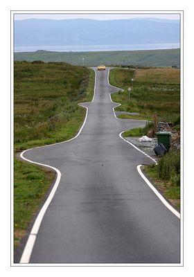 Highlands V - Single Way Track