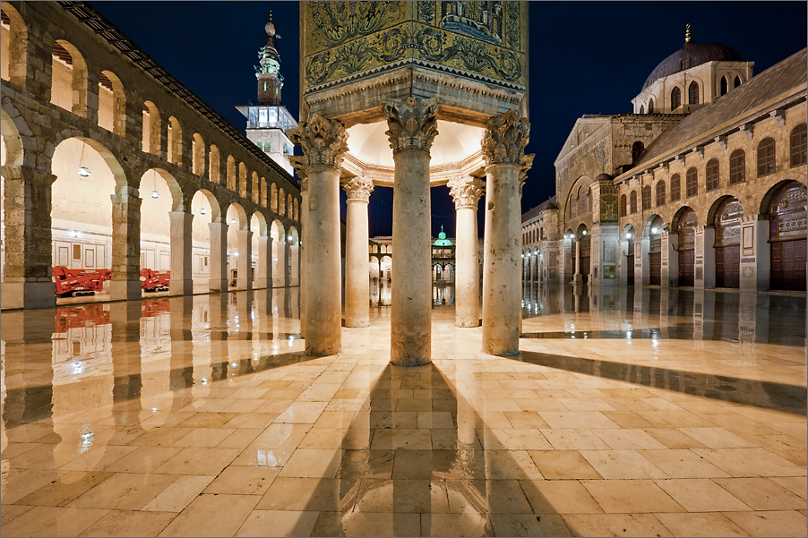 Highlights of Damascus