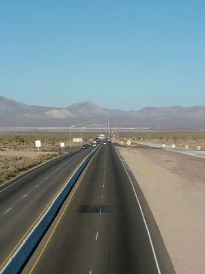 Highway to Las Vegas