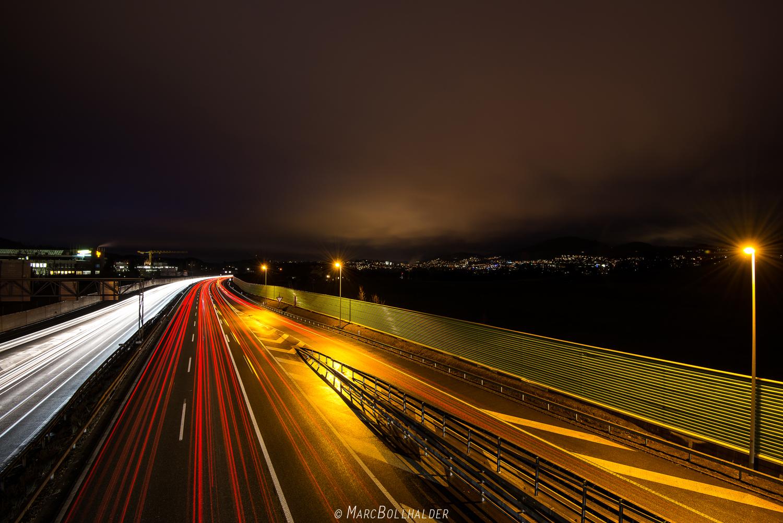 Highway to St.Gallen