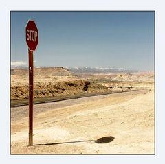 Highway von hier nach da.....