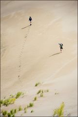 [ Hiking Great Sand Dunes ]