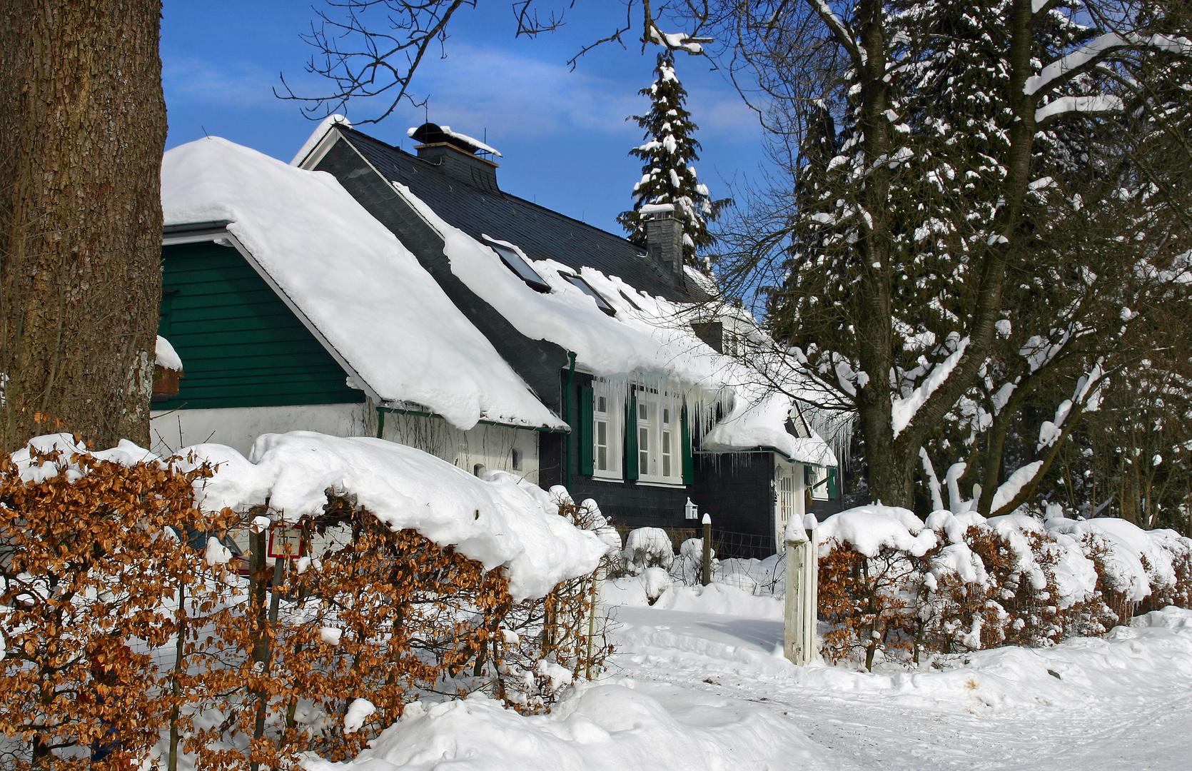 Hilchenbach Lützel Giller Forsthaus