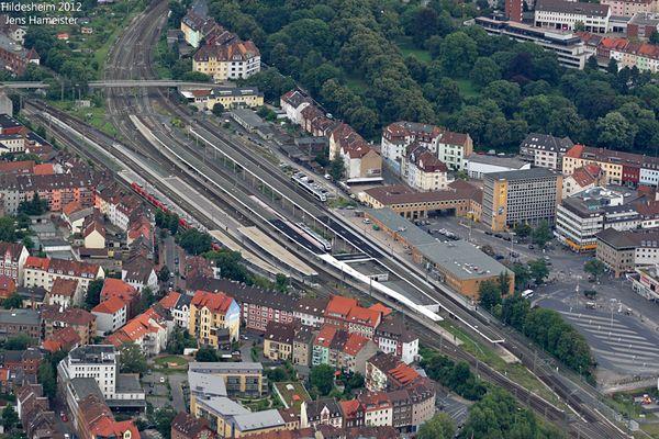 Hildesheim Hbf