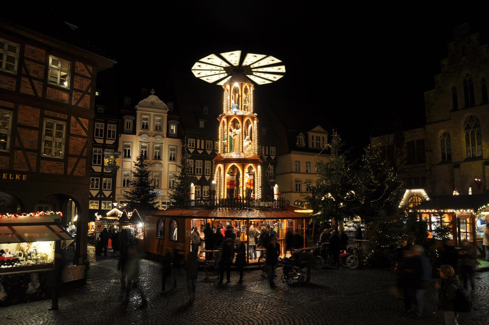 Hildesheimer Weihnachtsmarkt 2011