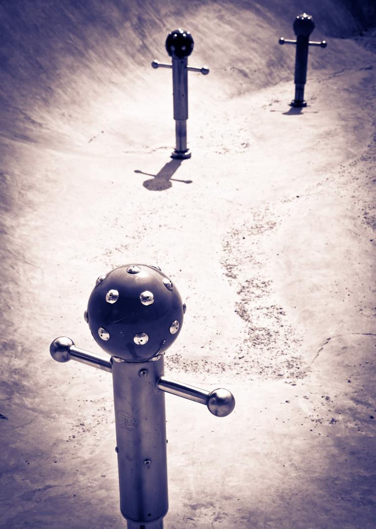 Hilfe!!! Aliens verfolgen mich.... :)