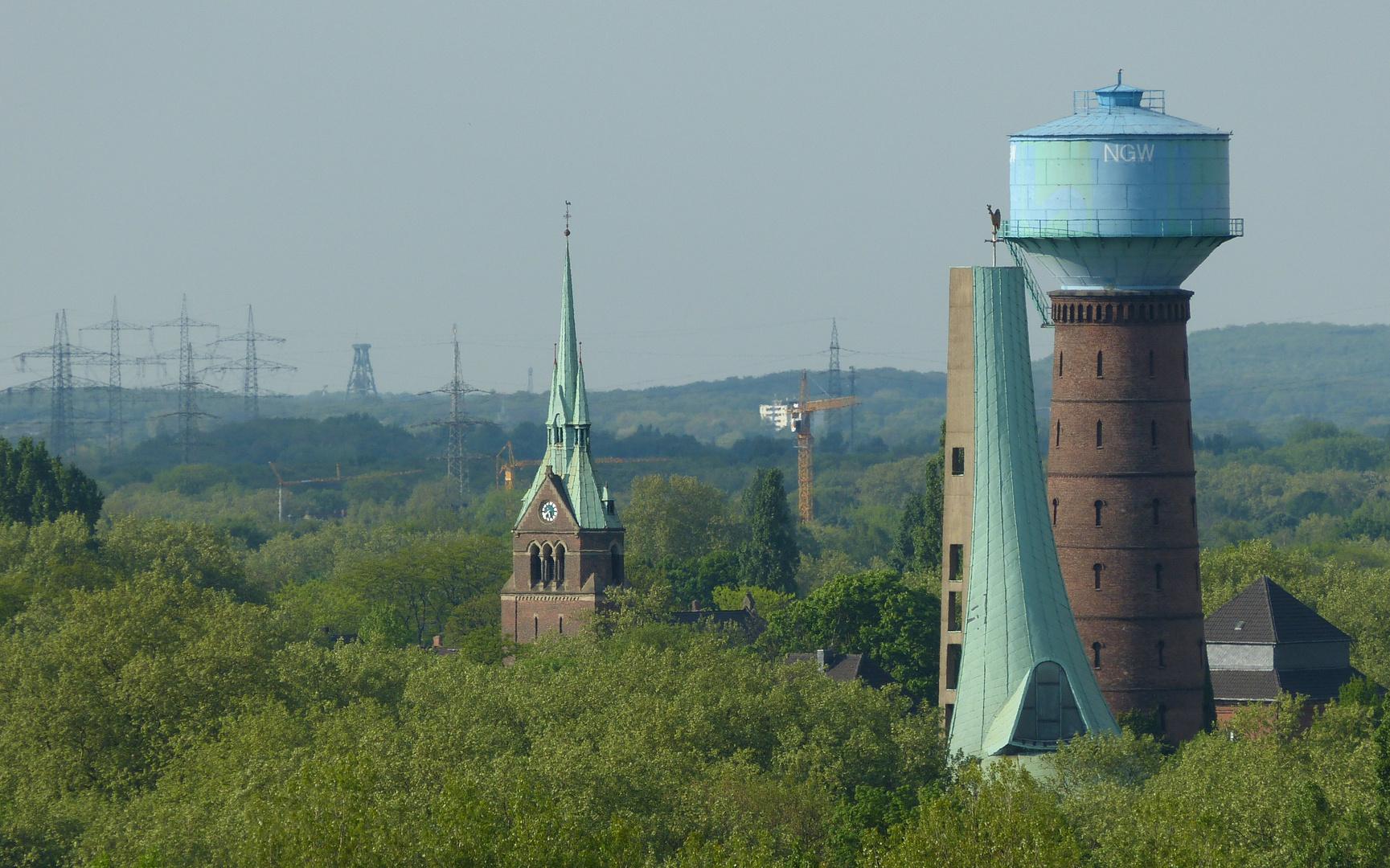 Hilfe: Duisburg-Hamborn von Urwald überwuchert !!!