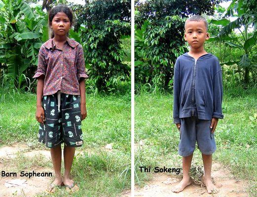 HILFE GESUCHT !  ---  'unsere' Kinder in Kambodscha