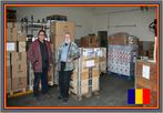 Hilfsgütertransport nach Rumänien (1)