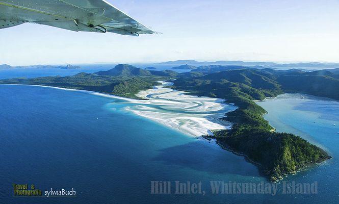 Hill Inlet, Whitsunday Island