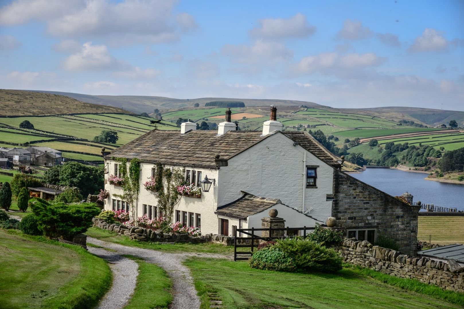 Hill Top House nr. Haworth, West Yorkshire