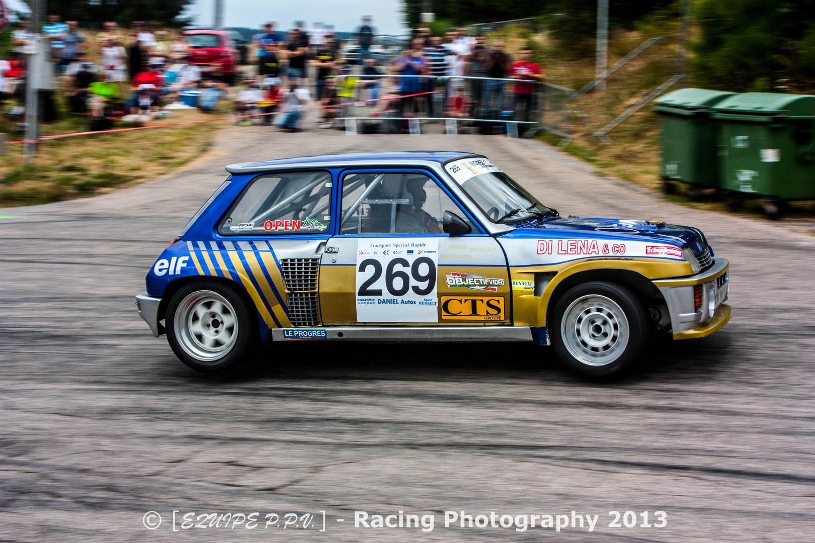 Hillclimb - France / R5 Turbo