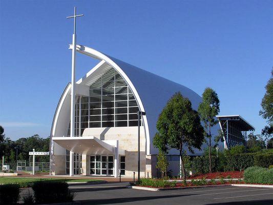 Hillsong Chapel in Sydney