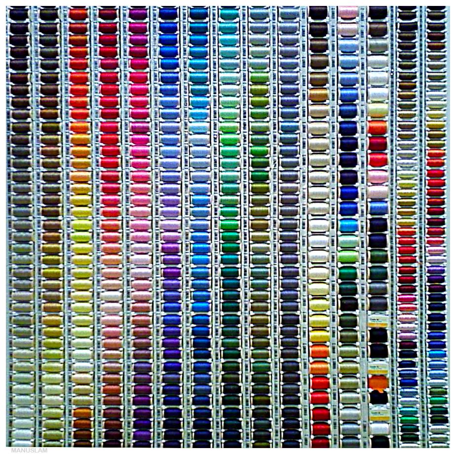 Hilos y colores