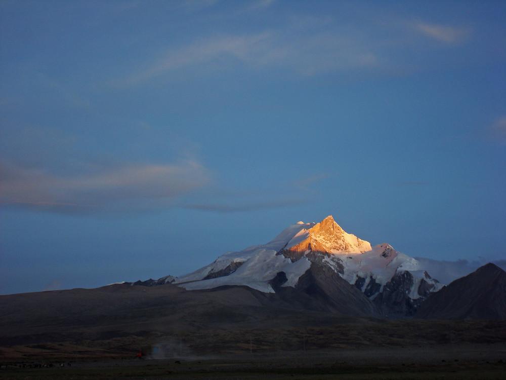 Himalaya ein siebentausender