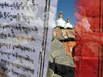 Himalaya Staat Sikkim / Religiöse Impression