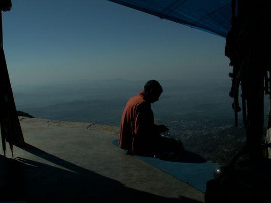 Himalayan views