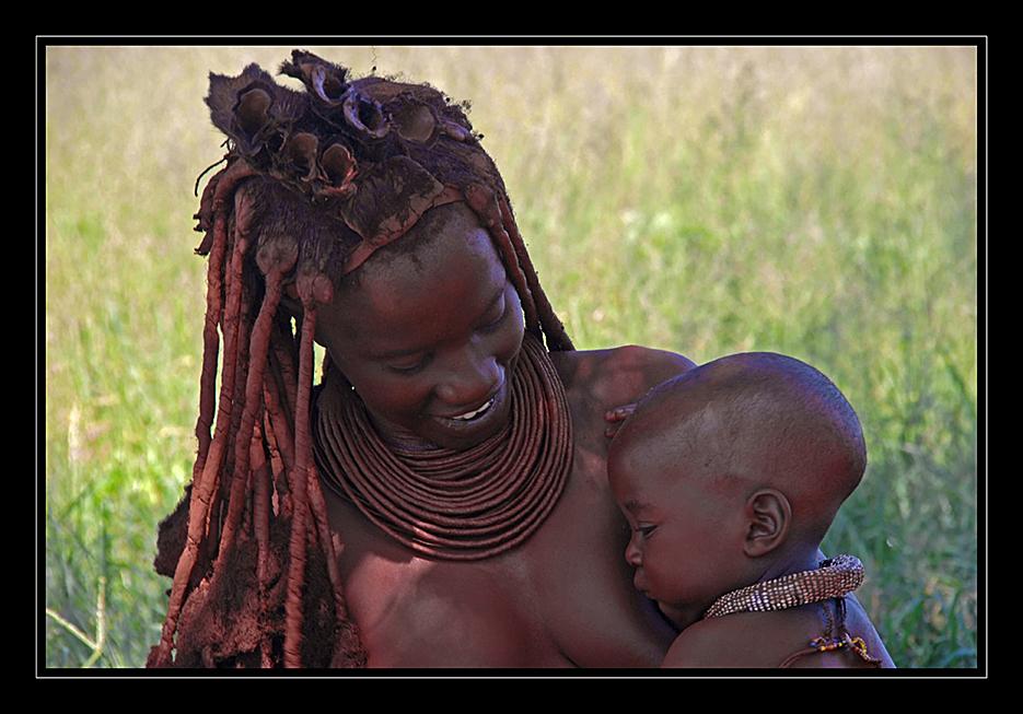 Himba Madonna