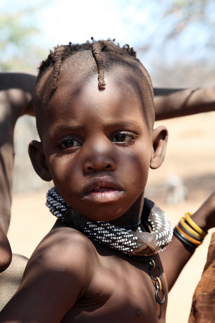 Himba Mädchen II