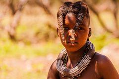 Himba Mädchen - Namibia