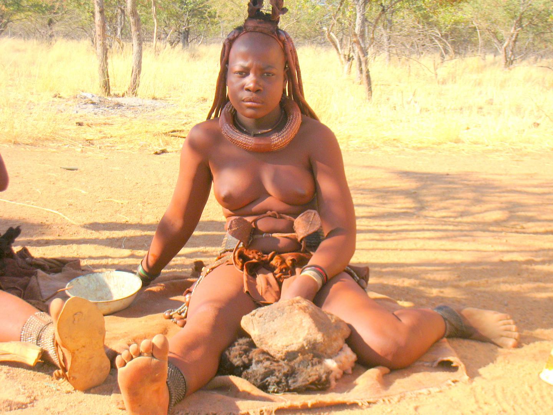 Himba-Schönheit