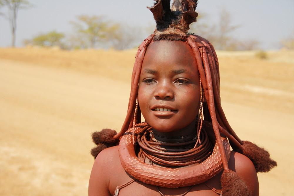 Himbaschönheit