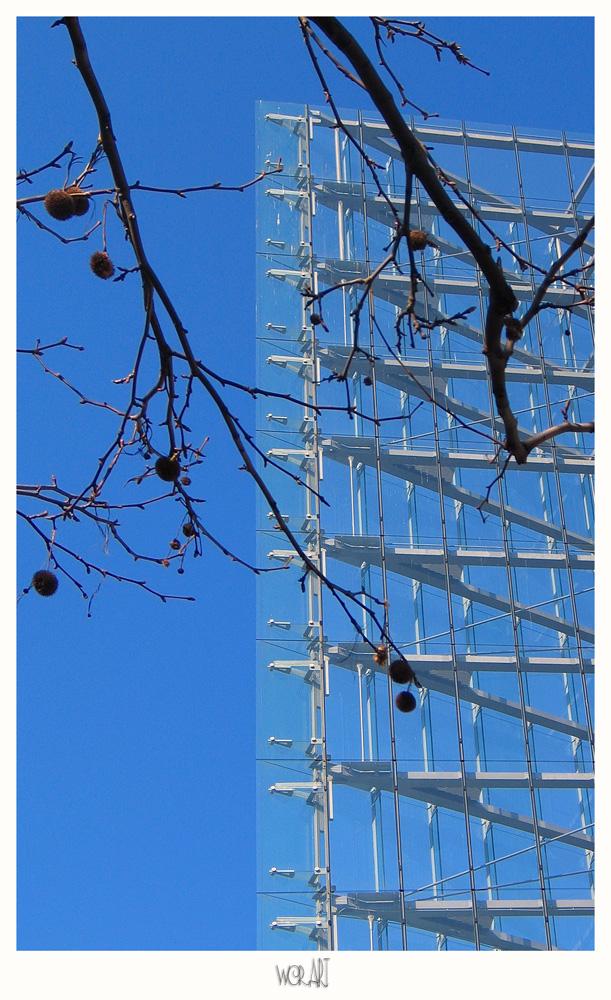 Himmel aus Glas