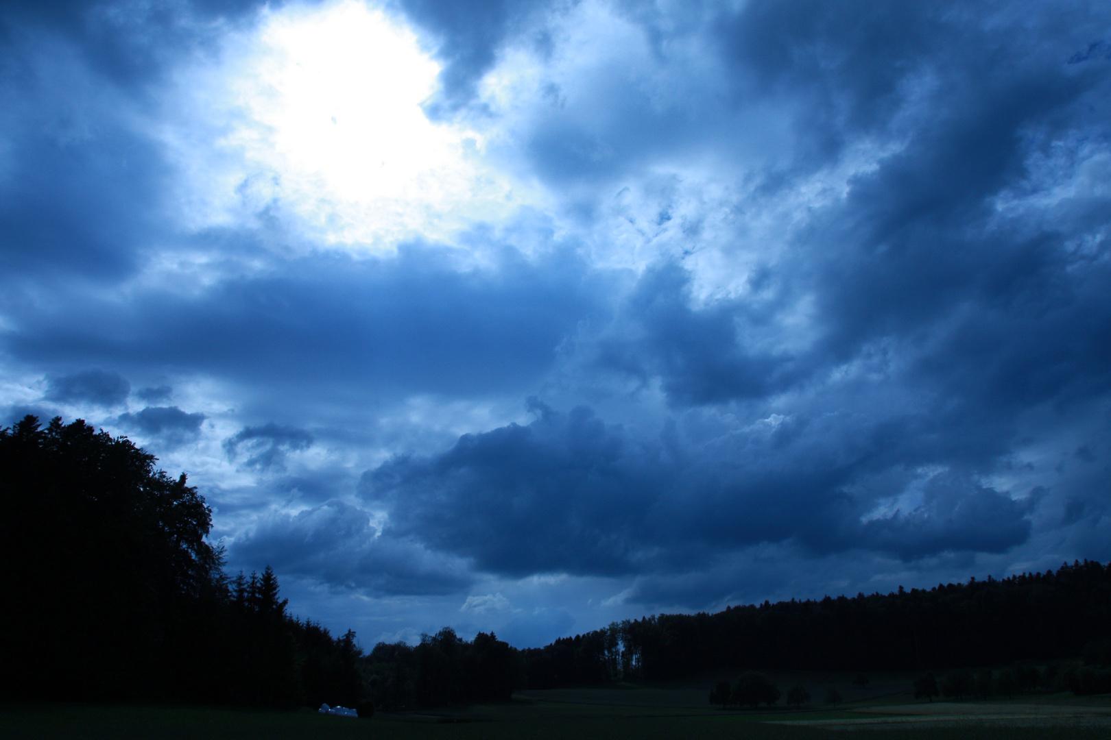 Himmel in Birrwil 2