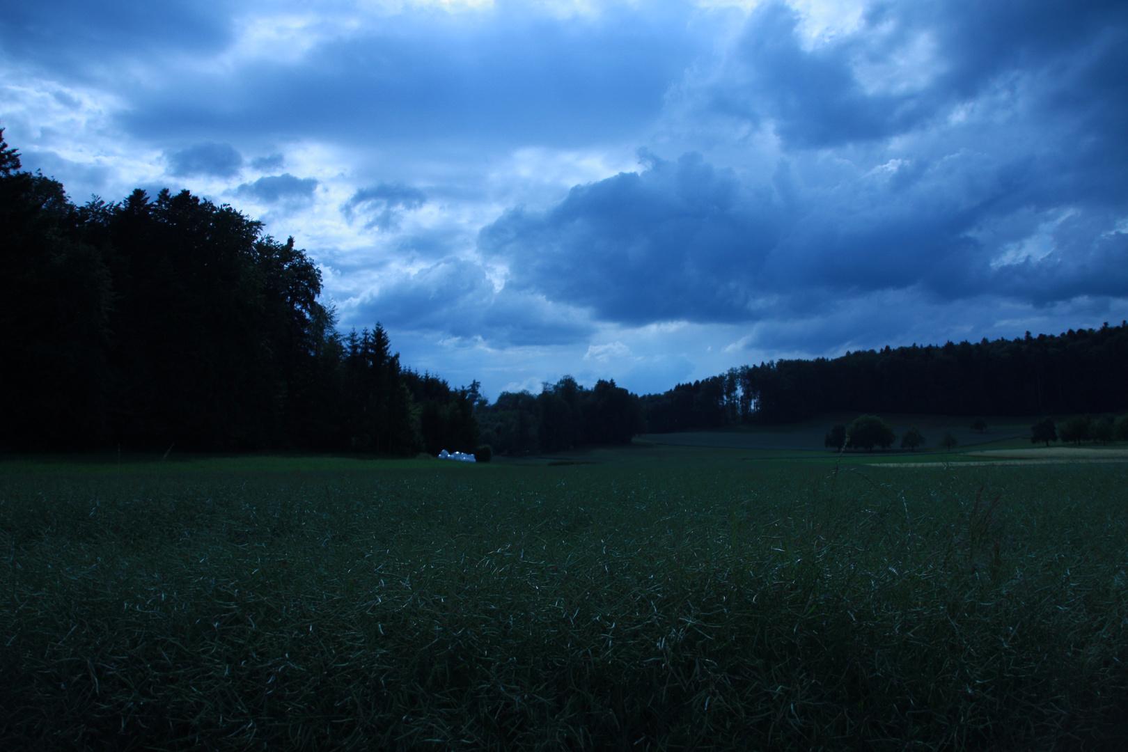 Himmel in Birrwil AG