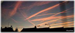 Himmel Kondensstreifen klein (5)