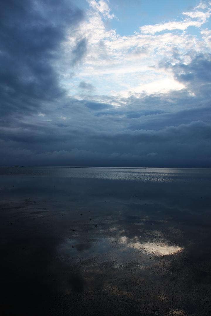 Himmel küßt Meer