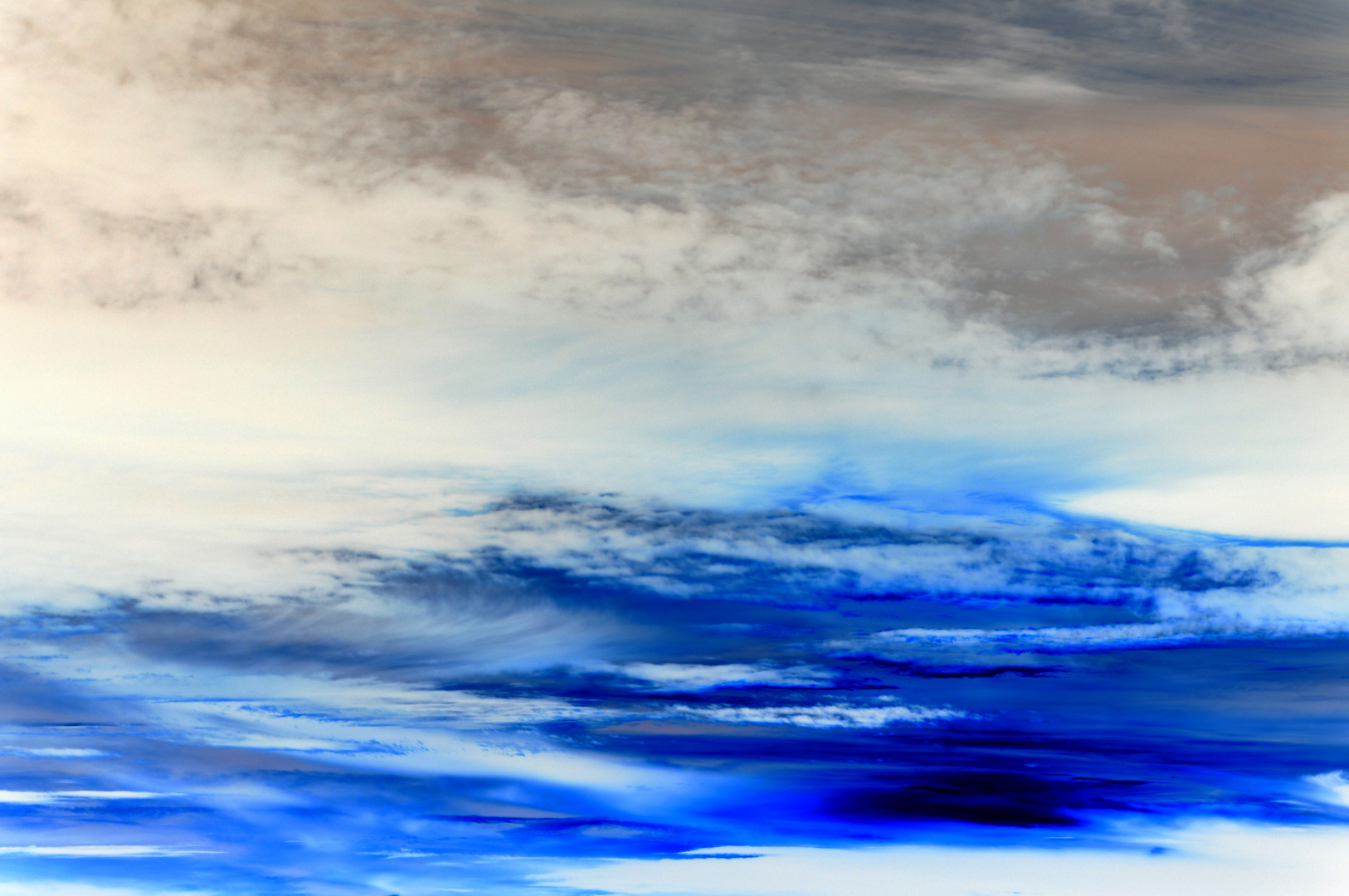 Himmel oder Meer