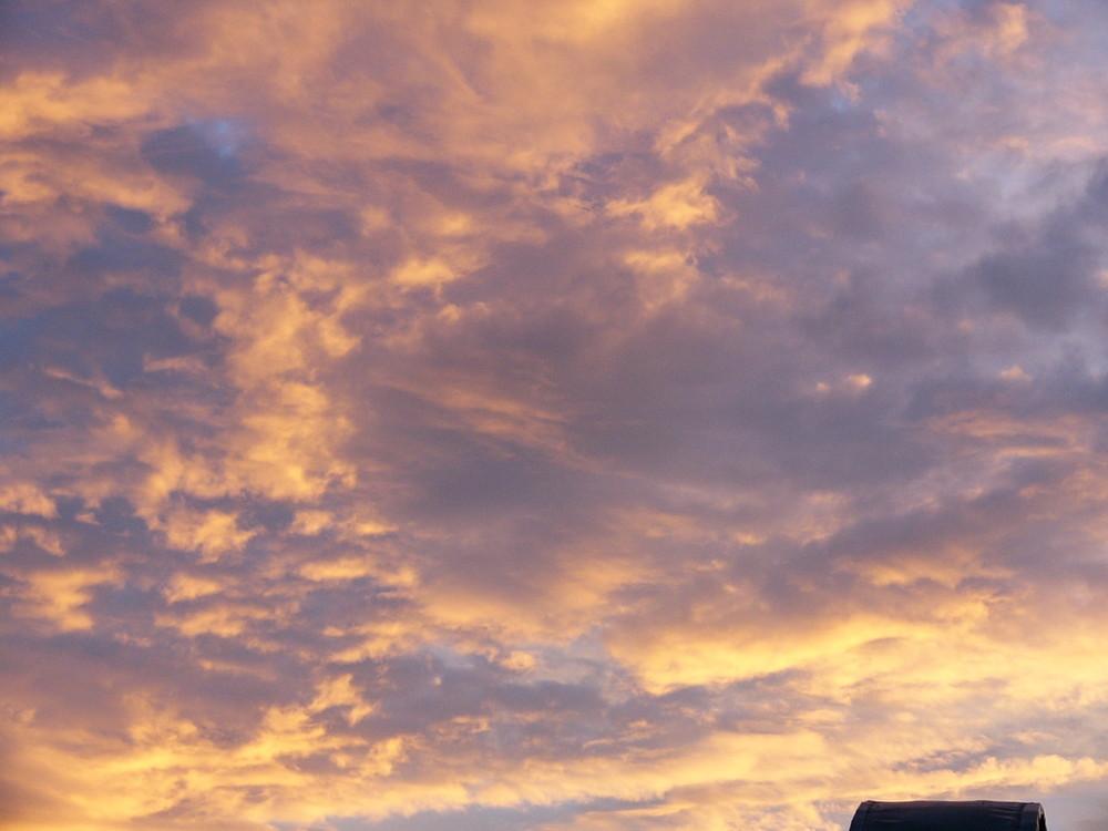 Himmel oder Nicht Himmel das ist hier die Frage!