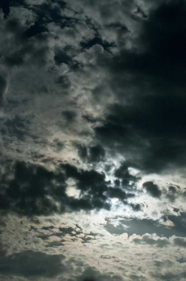 Himmel über Braunschweig
