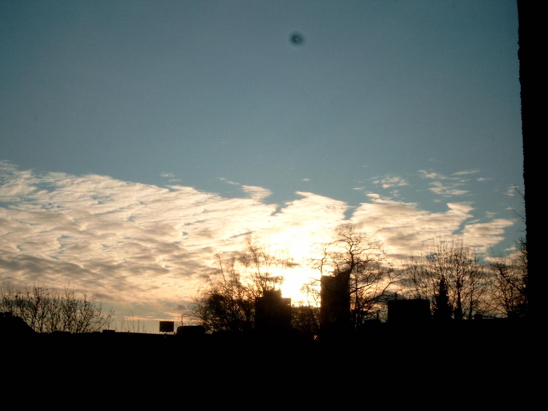 Himmel über Dortmund-Nord