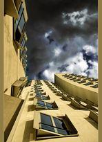 Himmel über Gehry