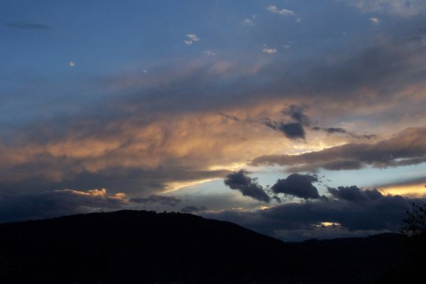 Himmel über Graz